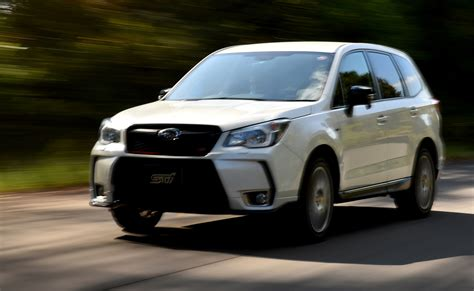 subaru forester ts review quick drive