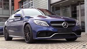 Mercedes C63 Amg 2017 : mercedes benz c63 amg s model 2017 start up exhaust and in depth review youtube ~ Carolinahurricanesstore.com Idées de Décoration