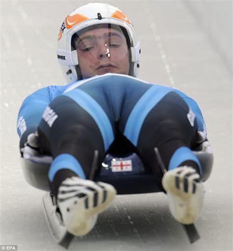 Olympics Skeleton Death Olympic Luger Nodar Kumaritashvili Killed After Smashing