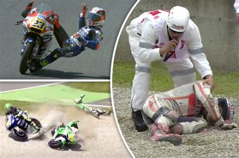 Watch Video Of Worst Italian Grand Prix Crashes