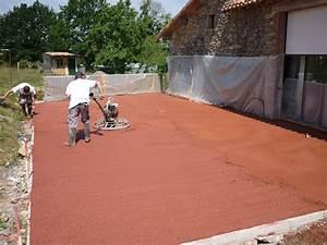 herault maconnerie amenagement exterieur herault maconnerie With ciment decoratif pour exterieur