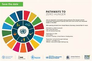 Pathways To Zero Hunger