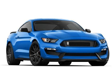 2017 ford mustang color options lmr