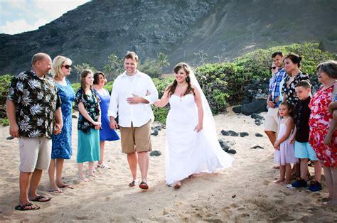 Hawaii Wedding Ceremonies