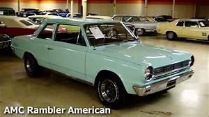 1965 AMC Rambler American 220 - 343 V8 - Fully Restored ...