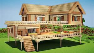 Images, Of, Cool, And, Easy, Minecraft, Houses