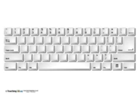 keyboard templates teaching ideas