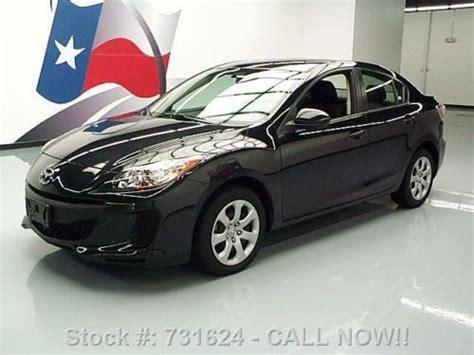 2013 Mazda Mazda3 I Sv Sedan by Sell Used 2013 Mazda Mazda3 I Sv Sedan Automatic One Owner