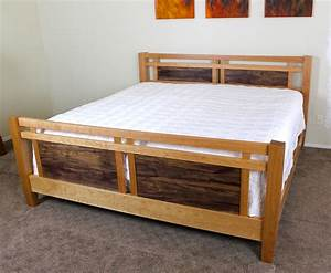 Woodworking Plans For King Size Beds With Creative