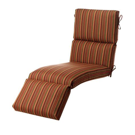 outdoor chaise lounge cushions home decorators collection sunbrella maxim classic outdoor