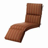 outdoor chaise lounge cushions Home Decorators Collection Sunbrella Maxim Classic Outdoor ...