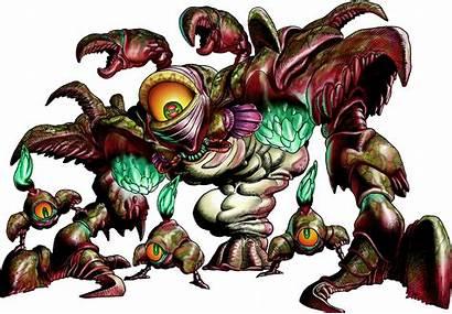 Gohma Queen Wiki Arachnid Artwork Armored Parasitic