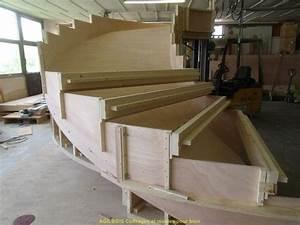 Escalier Colimaçon Beton : coffrage pour escalier beton coffrage bois ~ Melissatoandfro.com Idées de Décoration