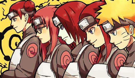 Uzumaki Clan Is A Strong Clan 🍁