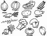 Coloring Vegetables Vegetable Fruits Worksheet Kolorowanki Warzywa Sayuran Lettuce Mewarna Drawing Printables Templates Bestcoloringpagesforkids Pobrania Tomato Template Sayur Halaman Carrot sketch template