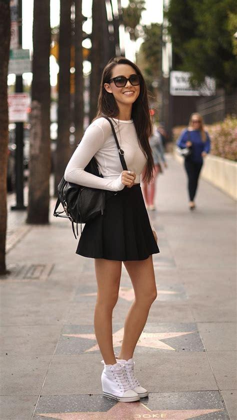 pin womens street fashion