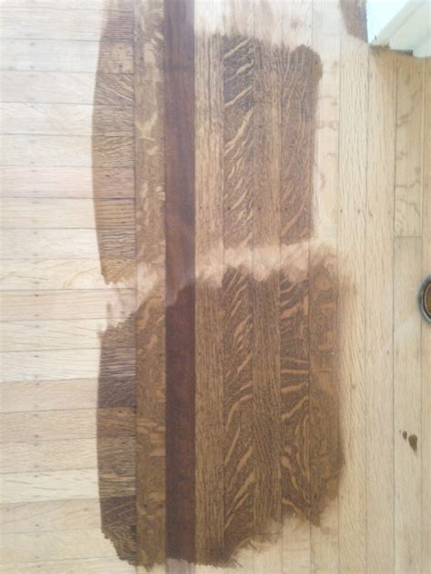 Refinishing Fine Old Wood Floors in Historic Riverside
