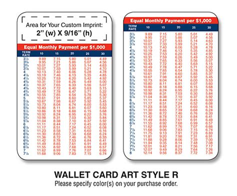 promotional laminated wallet cards wallet calendar cards customized