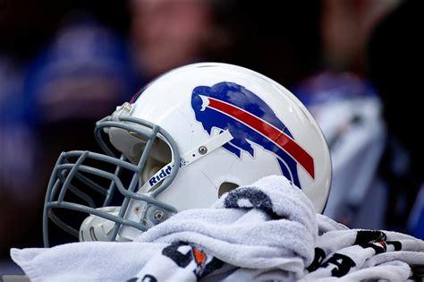 buffalo bills players  visors  team logo photo
