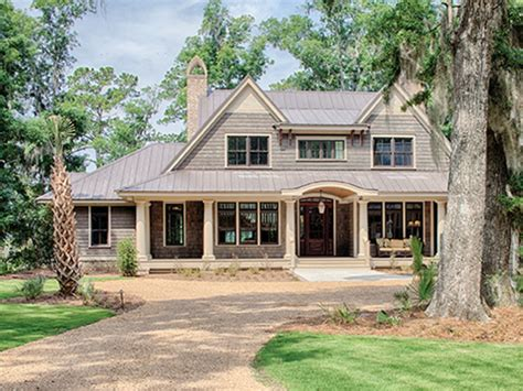 country homes eplans low country house plan low country design