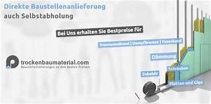 Putz Auf Rigipsplatten : trockenbau egeln stuckateurbedarf rigips knauf ursa ~ Michelbontemps.com Haus und Dekorationen