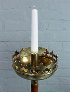 antiques atlas floor standing candle holders With best brand of paint for kitchen cabinets with how to remove wax from glass candle holders