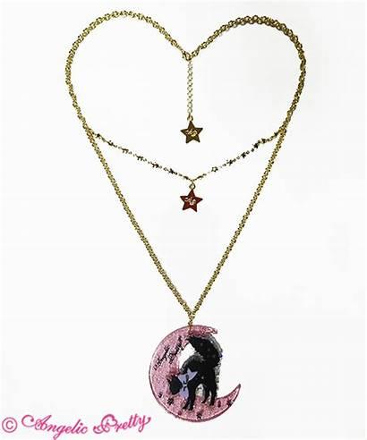 Noir Chat Necklace