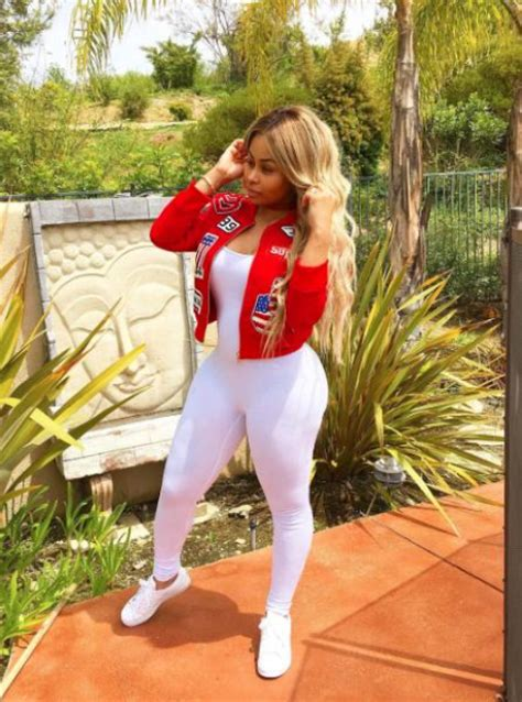 How tall is Blac Chyna? - 20 Facts You (Probably) Didn't ...