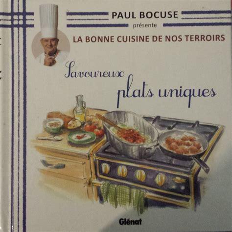 livre de cuisine paul bocuse achat livre paul bocuse la bonne cuisine de nos terroirs book docaz vente de livres