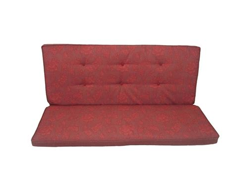 kmart smith patio cushions smith cora replacement swing cushion outdoor