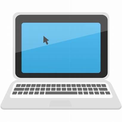 Laptop Icon Copyright