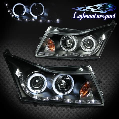 dual led halo 2011 2012 2013 2014 2015 chevy cruze led