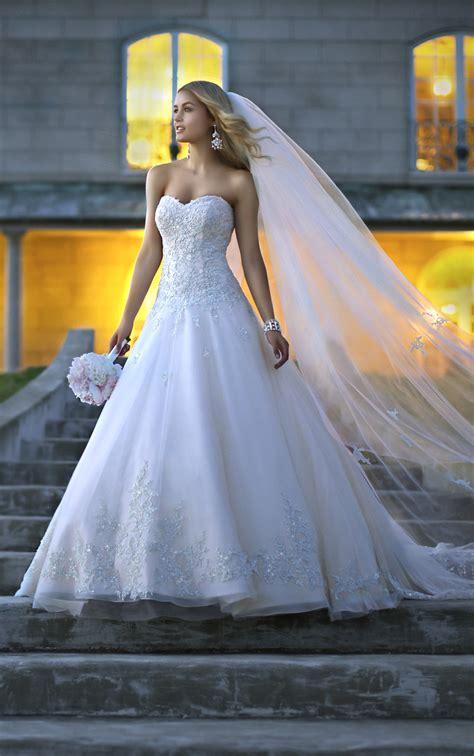 Bridal Gown Lacebridal Gown Stella York