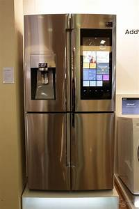 Samsung Kühlschrank Eiswürfel : samsung bringt smarten k hlschrank mit eigenem ~ Michelbontemps.com Haus und Dekorationen
