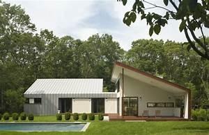 Bungalow Mit Pultdach : moderne bungalow architektur mit pultdach eisner design ~ Lizthompson.info Haus und Dekorationen