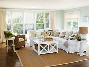 Chic Home Living : 19 ideas for relaxing beach home decor hgtv ~ Watch28wear.com Haus und Dekorationen