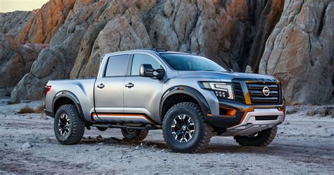 renault truck wallpaper nissan titan warrior pickup goes bold at detroit auto show