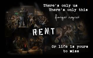 No Day but Today Rent