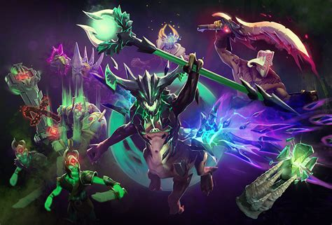 dota  immortal treasure ii