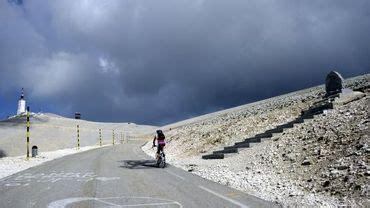 un cycliste belge meurt au sommet du mont ventoux