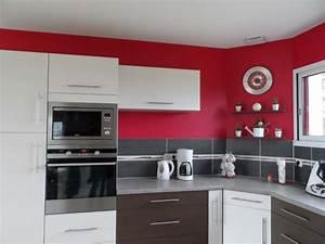 decoration interieure taveneau palluaud With decoration de cuisine en peinture