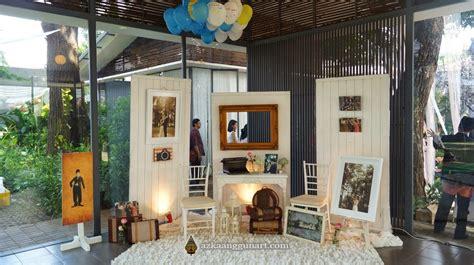 pondok indah lestari dekorasi photo booth wall  fame