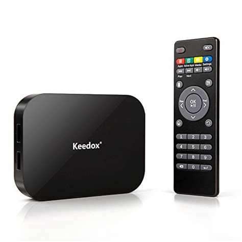 android remote keedox xbmc kodi android tv box with remote