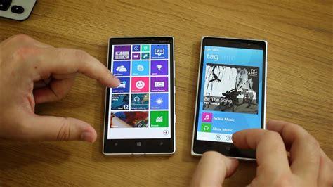 lumia 930 vs lumia 830 what s the difference