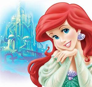 Disney HD Wallpapers: Walt Disney Princess Ariel HD Wallpapers