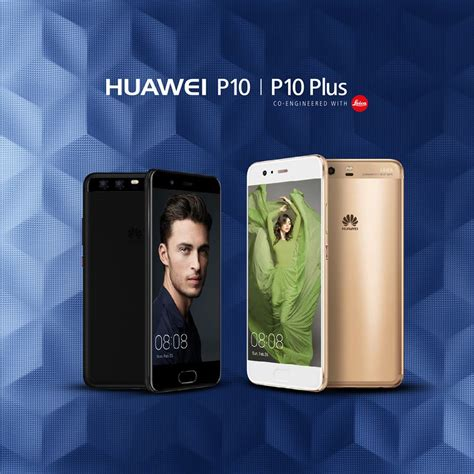 huawei p10 and p10 plus specs review phonearena