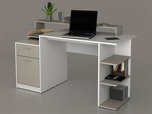 Kleiner Schreibtisch Mit Viel Stauraum : schreibtisch mit stauraum zacharias iii g nstig kaufen ~ Indierocktalk.com Haus und Dekorationen