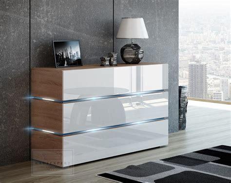 kommode hochglanz kaufexpert kommode shine sideboard 120 cm weiß hochglanz