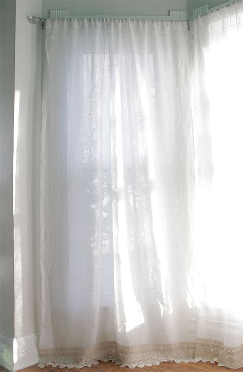 lengthen your curtains without sewing a beautiful mess