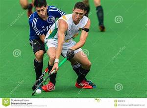 Hockey Mens Argentina Plays South Africa Editorial Photo ...